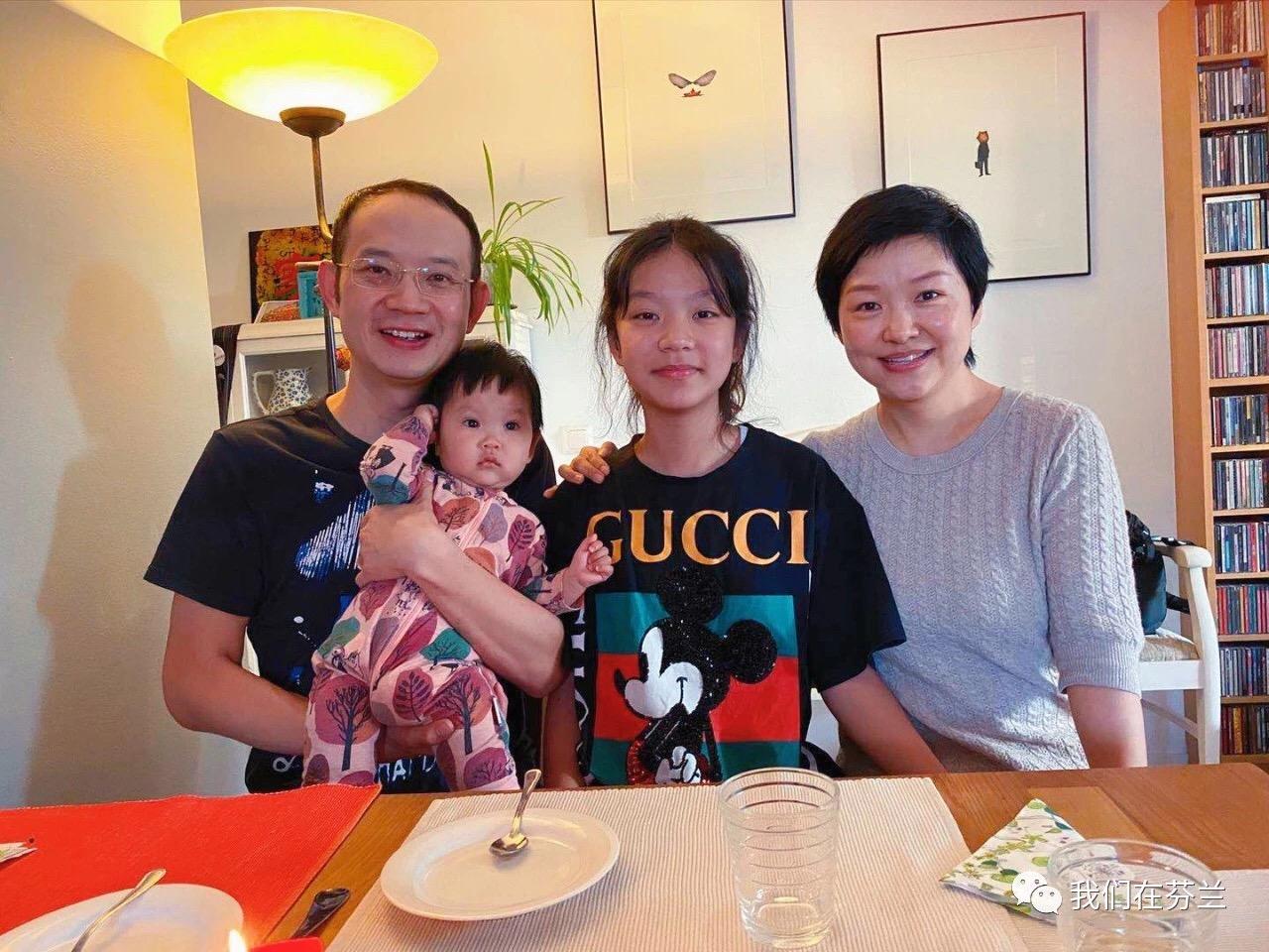 【多图分享】全家登陆芬兰整2个月!+大闺女13周岁生日快乐!:)
