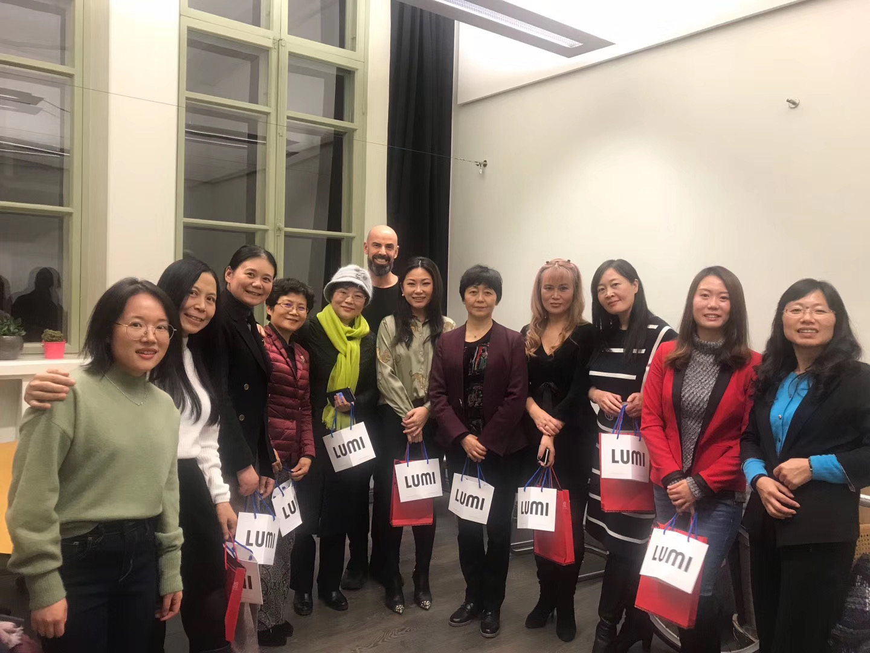 《黄页》芬兰华人妇女协会